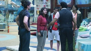 Bigg Boss 12: Here's What Happened After Surbhi Rana Sacrificed Her Tissue Letters For Sreesanth