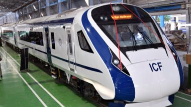 Fastest Train T-18 All Set to Ply Between Delhi and Varanasi From New Year