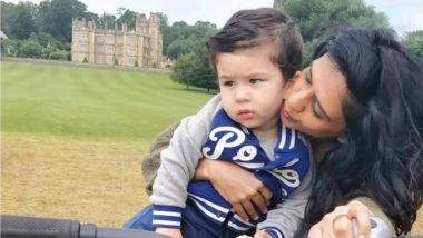 Taimur Ali Khan Is In No Mood to Have a Bicycle Ride in Windsor And These Pictures are The Proof!