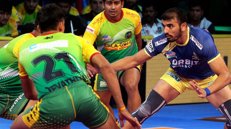 Tamil Thalaivas vs Puneri Paltan PKL 2019 Match Free Live Streaming and Telecast Details: Watch HYD vs PUN, VIVO Pro Kabaddi League Season 7 Clash Online on Hotstar and Star Sports