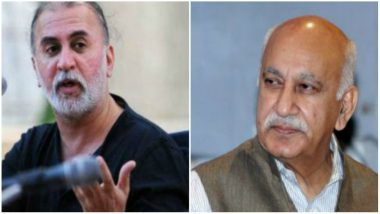 #MeeToo in India: Editors Guild Suspend M J Akbar, Tarun Tejpal Over Alleged Sexual Harassment Charges