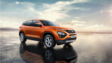 Tata Harrier SUV Launch Live Updates; Price in India, Booking, Interior, Images & Specifications