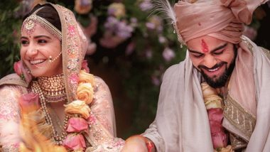 Anushka Sharma Takes a Break From Zero Promotions to Celebrate Wedding Anniversary With Husband Virat Kohli in Australia