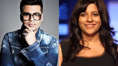 Karan Johar Had a Meltdown and Zoya Akhtar Reveals Deets About This Funny Episode