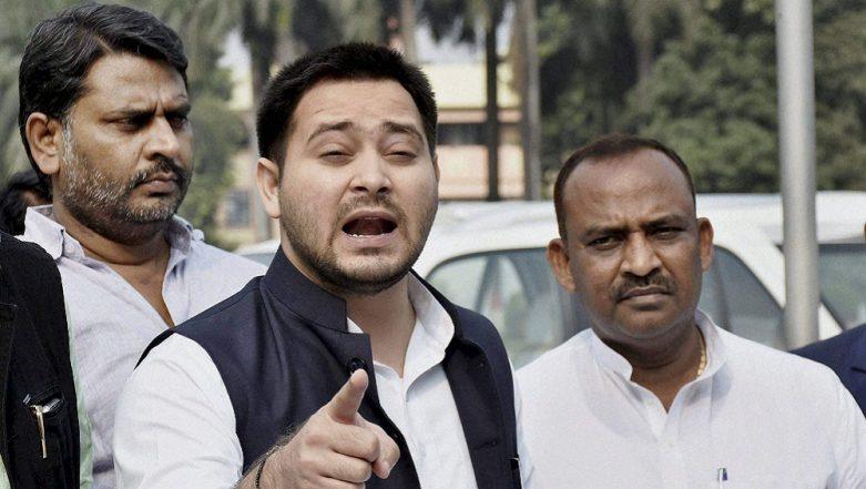 Tejashwi Yadav Dares Narendra Modi to Form JPC on Rafale