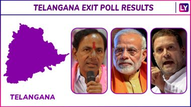 Telangana Assembly Elections 2018 Exit Poll Results News Updates: TRS Set To Retain Power, KCR to be Back as CM