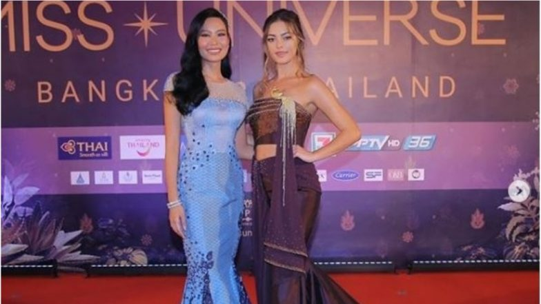 YouTube Host Called Miss Universe Thai Contestant's Gown 'Ugly' Designed by King's Daughter, Faces Charges