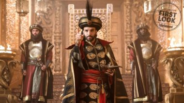 Aladdin First Look: Netizens Are Thirsting Over Disney's Jafar Played By Marwan Kenzari, Who Is Scorching Hot Like Agrabah In Summer!