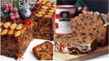 Christmas 2018 Fruit Cake Recipes: Relish the Popular Traditional Dessert This Festival Season