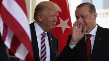 Recep Tayyip Erdogan Confident will Avoid US Sanctions Over S-400s After Donald Trump Meeting