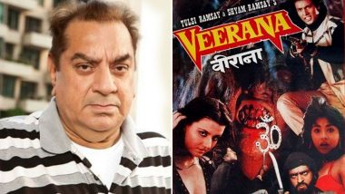 Tulsi Ramsay, Known for Directing Cult Horror Flick 'Veerana' 'Purani Haveli', Dies at 77
