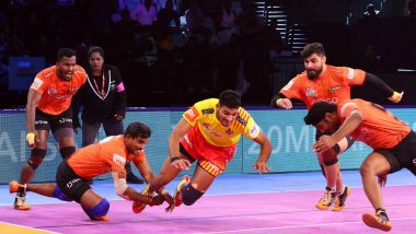 PKL 2018-19 Today's Kabaddi Matches: Schedule, Start Time, Live Streaming, Scores and Team Details of December 22 Encounters!