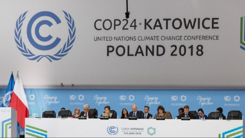 Climate Change Talks Start Early in Poland as Leaders Warn - 'Planet at a Crossroads'