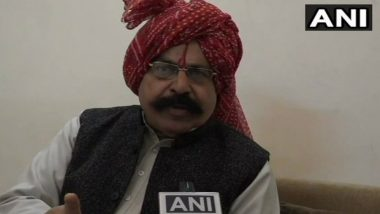 Agra BJP MLA Udaybhan Chaudhary Says 'I Threatened Woman SDM as She is Like My Daughter'