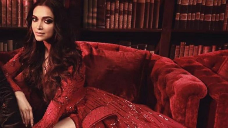 Deepika Padukone Tells The Paparazzi 'Bhabhi Mat Kaho Na!' at her Mumbai Reception - Watch Video