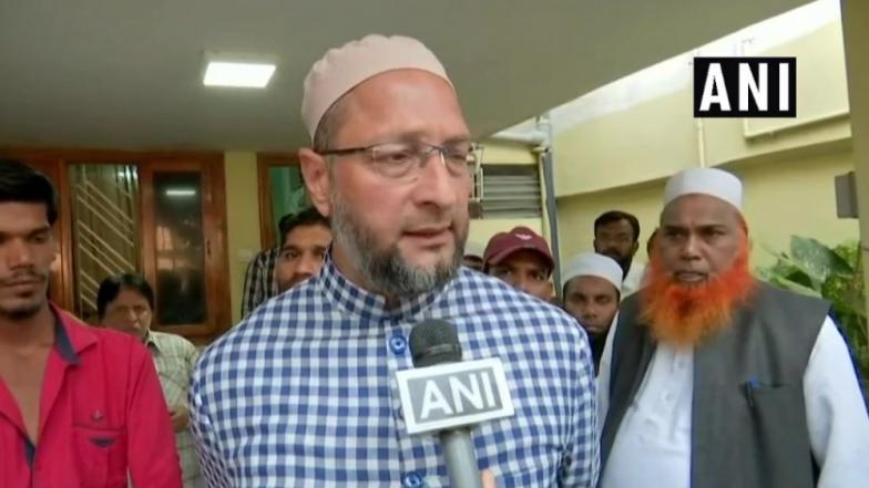 Telangana Assembly Elections 2018: Asaduddin Owaisi, Akbaruddin Owaisi Hit Back at Yogi Adityanath Over His 'Nizam' Comment