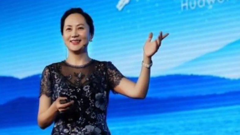Chinese Media Condemns Arrest of Huawei's Top Official Meng Wanzhou, Calls It a 'Despicable Rogue' Action