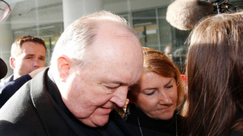 Former Australian Archbishop Philip Wilson Acquitted of Child Abuse Cover-Up