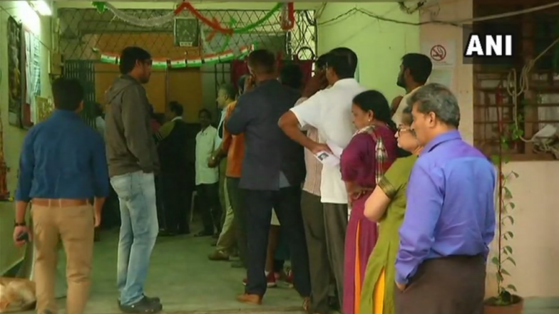 Telangana Assembly Elections 2018: Over 23 Per cent Voters Turnout by 11 Am