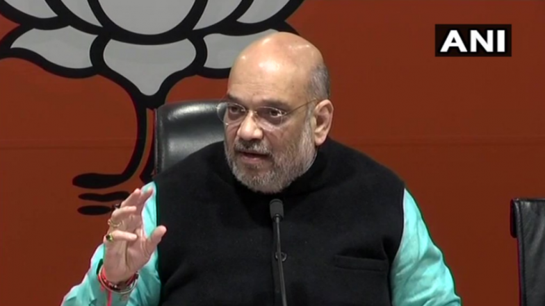 Lok Sabha Elections 2019: BJP Crossed Majority Mark After Sixth Phase, Will Win Over 300 Seats, Claims Amit Shah