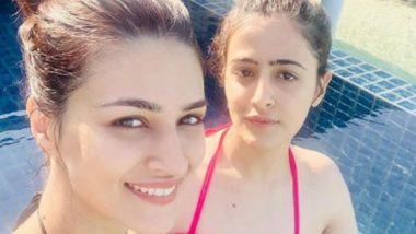 Kriti Sanon and Sister Nupur's Photos From Their Maldives Vacay are All Things Blissful