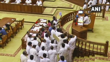 Kerala: Minor Girl's Rape and Death Case Sparks Uproar in State Assembly, Opposition Protests Acquittal of Key Accused