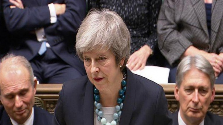 UK Prime Minister Theresa May Survives Party Confidence Vote