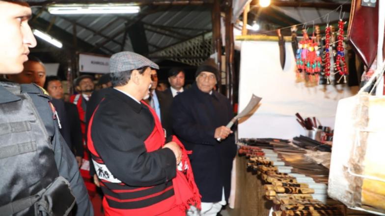 Nagaland Hornbill Festival Shows True Spirit of 'Ek Bharat, Shrestha Bharat': Rajnath Singh