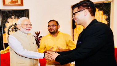Bollywood Delegation Meets Narendra Modi to Discuss Issues Faced by Film Industry