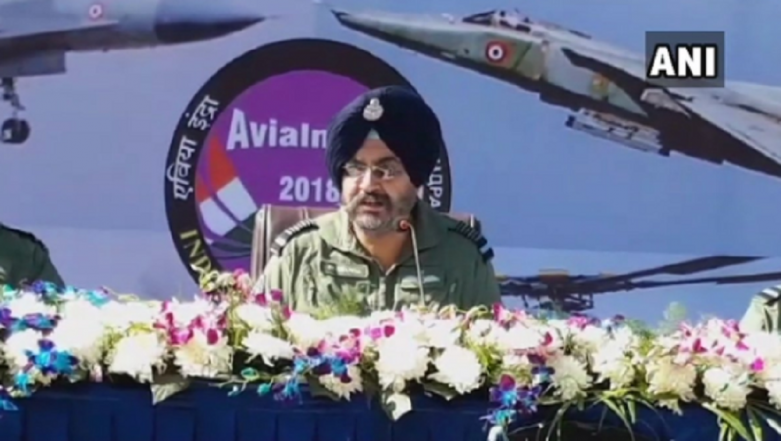 Rafale Fighter Jet Is a Game Changer, Supreme Court Delivered Fine Judgment, Says Air Chief Marshal BS Dhanoa