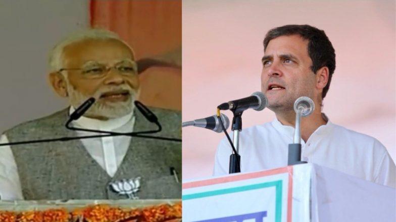 Narendra Modi Used Surgical Strikes for 'Political Capital': Rahul Gandhi