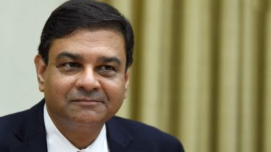 RBI Governor Urjit Patel Steps Down: Full Text of His Resignation Statement