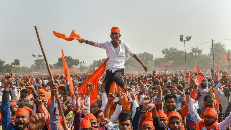 Ram Temple in Ayodhya: VHP Decides to Suspend Campaign Till Culmination of 2019 Lok Sabha Elections