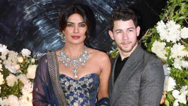 Priyanka Chopra and Nick Jonas' FIRST Pictures From Mumbai Wedding Reception are OUT and They are Lovely!