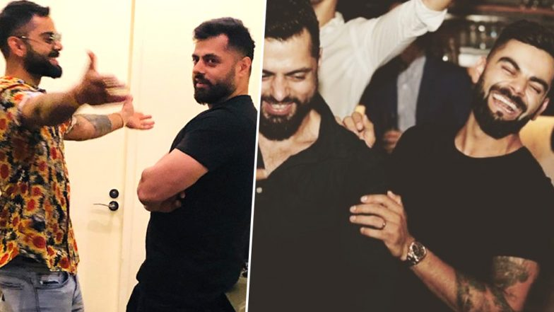 Virat Kohli Tweets Photo With Friend Bunty Sajdeh: Know More About the Man Behind the Indian Captain's Commercial Success!