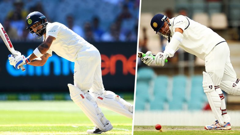 Virat Kohli Test Batting Records: Indian Captain Surpasses This 16-Year-Old Record Previously Held by Rahul Dravid!