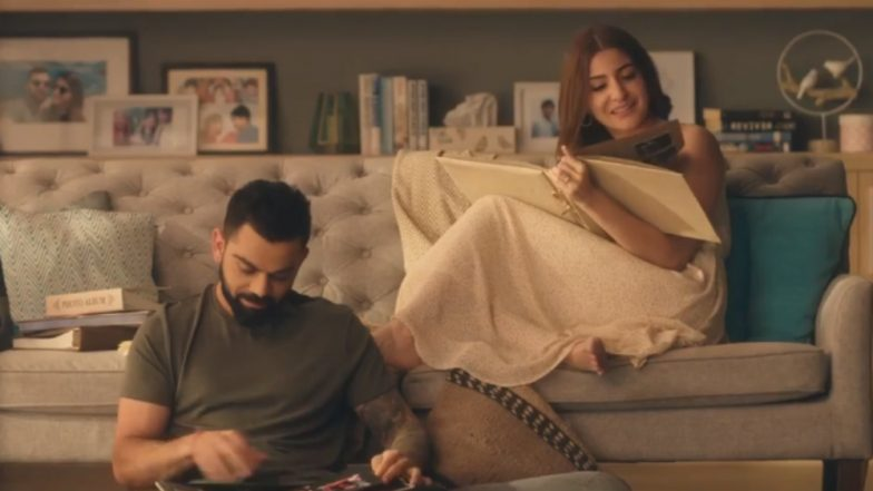 Virat Kohli and Anushka Sharma in a New Ad, and It's Not From Manyavar! Have You Seen This TVC Video Yet?