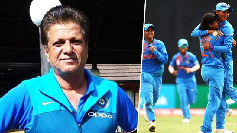 Wv Raman Appointed As Indian Women Cricket Teams Head Coach To