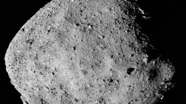 NASA Probe Finds Water on Asteroid Bennu