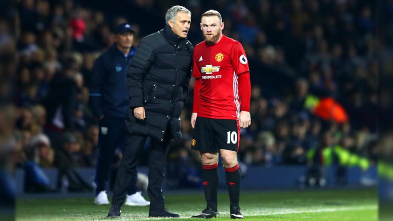 Wayne Rooney Reveals Sacked Manchester United Manager Jose Mourinho's Shortcomings, Says Why He Left for Everton