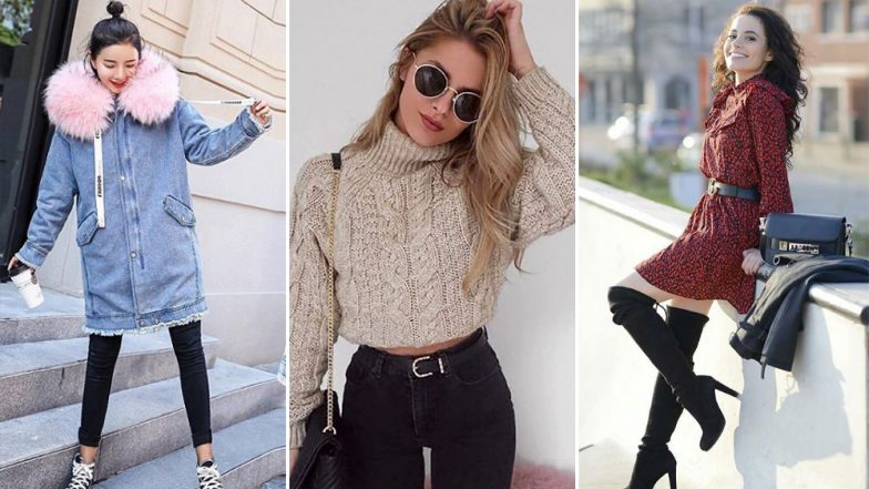 Winter Fashion Tips 2018-19: Wear These Combinations To Stay Warm and Flaunt Your Style This Season