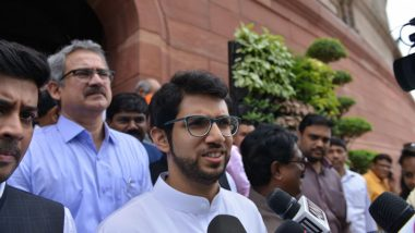 Aaditya Thackeray Unlikely to Get Maharashtra Cabinet Berth, Shiv Sena May Appoint Him as 'Shadow CM'