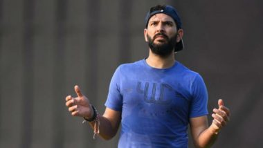 Yuvraj Singh Sold For Rs 1 Crore to Mumbai Indians at IPL Auction 2019, Check His Price at Previous Auctions