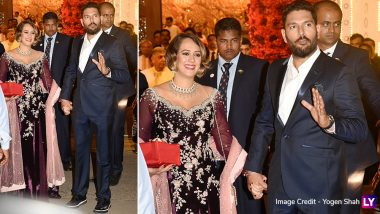 Yuvraj Singh and Hazel Keech To Welcome a Baby Soon, Is Bodyguard Actress Pregnant? (View Pic)