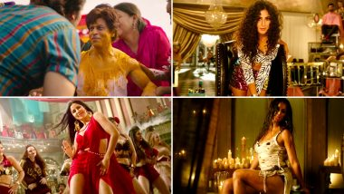 Zero Song Husn Parcham: Katrina Kaif Redefines 'Hot and Sexy' With Her Moves and We Can't Blame Shah Rukh Khan's Bauua Singh For Falling For Her - Watch Video