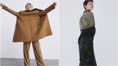 Zara is Being Mocked on Twitter for Online Catalogue with Models in Bizarre Poses (View Pics)