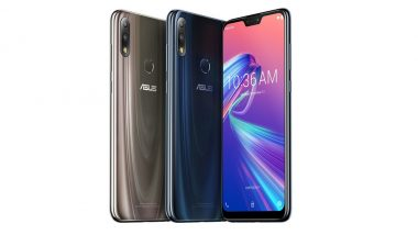Asus Zenfone Max Pro M2, Zenfone Max M2 Smartphones Launching Today in India; Watch Live Streaming of Launch Event Here