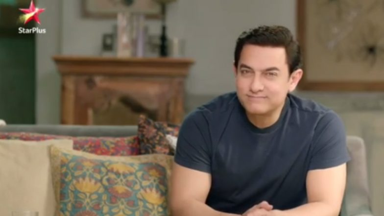 Aamir Khan Announces His Next Movie 'Laal Singh Chadda' on His 54th Birthday
