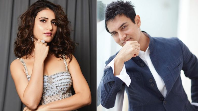 Aamir Khan Wants To Keep 'Close Friend' Fatima Sana Shaikh 'Very Close'