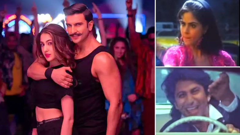 Ranveer Singh's Aankh Marey From Simmba or Arshad Warsi's Original Version: Which Song Will You Like to Play for Your House Party?